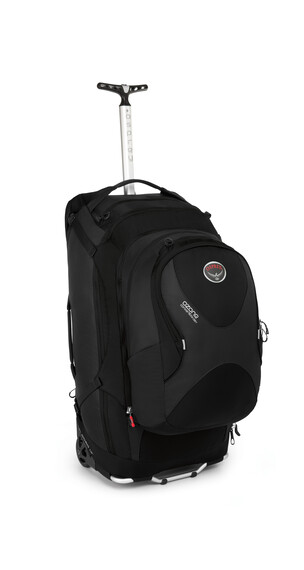 Osprey Ozone 75 Convertible - Trolley - negro